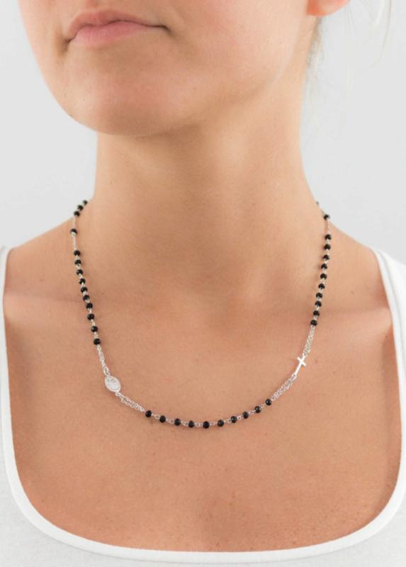 rivenditore online 5774d 1f023 Amen collana a rosario