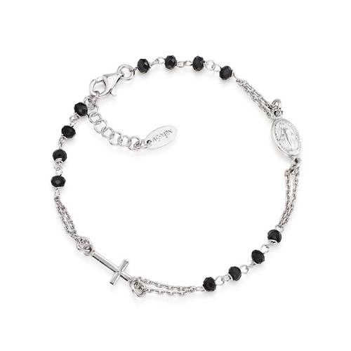 le-fate-argentate-gioielleria-bigiotteria-biella-bracciale-amen-rosario