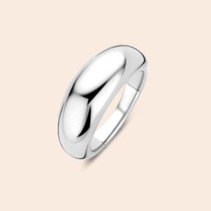Ti sento anello in argento