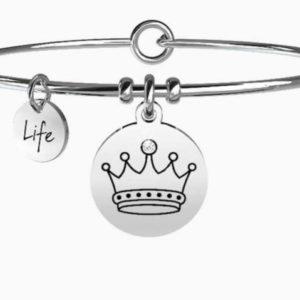 CORONA | CARISMA Forte, intelligente e coraggiosa. Sei nata per essere regina, per guidare chi ti sta accanto nelle avventure della vita.