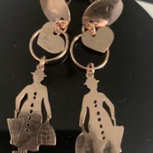 Orecchini in argento Mary Poppins